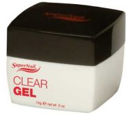 Supernail Żel Clear Gel 14 g - Żel Clear Gel 14 g - clear_gel_14g.jpg