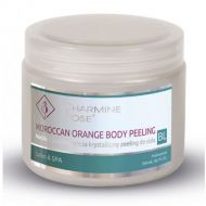 CHARMINE ROSE Moroccan Orange Body Peeling 550ml - cr_moroccanorangepeeeling-duzy.jpg