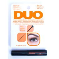 Klej do rzęs z witaminami - DUO Brush On Dark Adhesive with Vitamins 7g - duo-brush-on-adehsive-with-vitamins-dark.jpg
