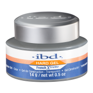 IBD FRENCH XTREME GEL CLEAR 14g - IBD Żel do french xtreme blush 14g. - ibd_60695_hard_gel_french_xtreme_clear_half_oz.png