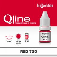 BIOEVOLUTION barwnik QLine Red720 - brudny róż - large_red-720-new.jpg