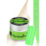 CHIODO PRO Marshmallow żel kolorowy 5ml. nr. 014 - Green Apple - zel-uv-linia-marshmallow-green-apple-nr-014.jpg